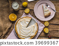 Lemon cheesecake delicious 39699367