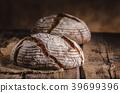 Homemade sourdough bread 39699396