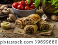sausage roll rolls 39699660