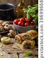 sausage roll rolls 39699668