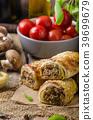 sausage roll rolls 39699679