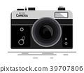 camera photo vector 39707806