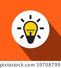 design, bulb, lightbulb 39708799