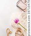 Woman clothes dress accessories fashion shopping  39710470