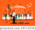 melody classical music 39711038