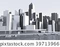 도시, 시티, 비즈니스 39713966