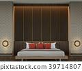 臥室 臥房 時尚 39714807