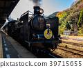 火車 列車 蒸汽機車 39715655