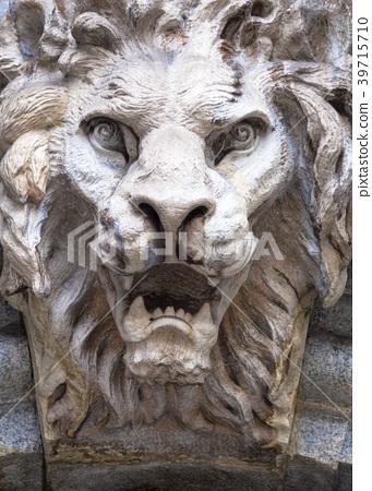 Lion-Shaped Demon head 39715710