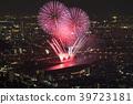 [기후현] 나가라가와 불꽃 놀이 39723181