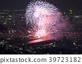 【Gifu Prefecture】 Fireworks display of Nagara River 39723182