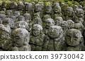 愛宕念仏寺 石佛像 罗汉 39730042