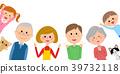 三代家庭 39732118