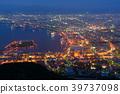 홋카이도 하코다테의 야경 39737098
