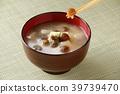 Namoko和豆腐味噌汤 39739470