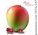 mango vector design 39742197