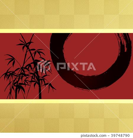 일본식 수화 무늬 대나무 종이 일본의 배경 수화 무늬 텍스처 39748790