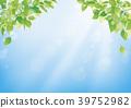 Background sky plant 39752982