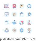 design, icon, line 39760574