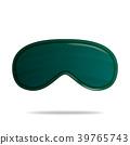 Sleeping Eye Mask Vector. Popular Eye Sleep Mask 39765743