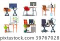 office, furniture, interior 39767028