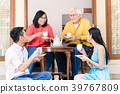 parents, woman, visit 39767809