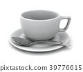 咖啡杯 杯子 像素化 39776615