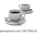 커피잔, 음료, 드링크 39776618