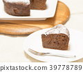 巧克力蛋糕 蛋糕 糕點 39778789