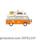 baggage, car, van 39781247