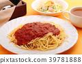 肉醬 意大利面 意大利 39781888
