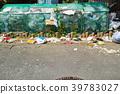 까마귀가 어수선 쓰레기 집적 장소 39783027