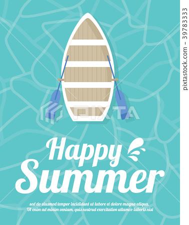 Summer holiday vacation happy and enjoy 39783333