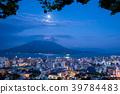 櫻島市區的鹿兒島夜景 39784483