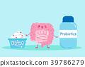 intestine with probiotics 39786279
