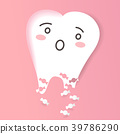 tooth with decay problem 39786290