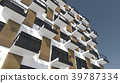 3D rendering of the a modern office building 39787334