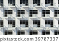 3D rendering of the a modern office building 39787337