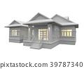3d housing home 39787340