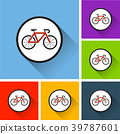 icon, bicycle, bike 39787601
