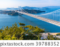 great seto bridge, shimotsuiseto ohashi bridge, bridge 39788352