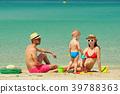 beach, family, mother 39788363