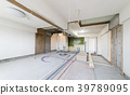 Apartment, skeleton reform, actual material, dismantled, water supply and drainage work 39789095