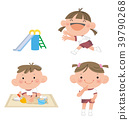 kindergartener, baby, boy 39790268