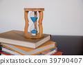 모래시계, 타이머, 책 39790407