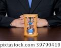 모래시계, 소품, 비즈니스 39790419