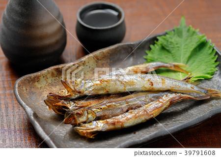 烤shishamo 39791608