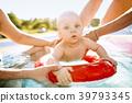 婴儿 宝宝 游泳 39793345