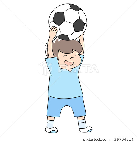 3歲的男孩_足球 39794514