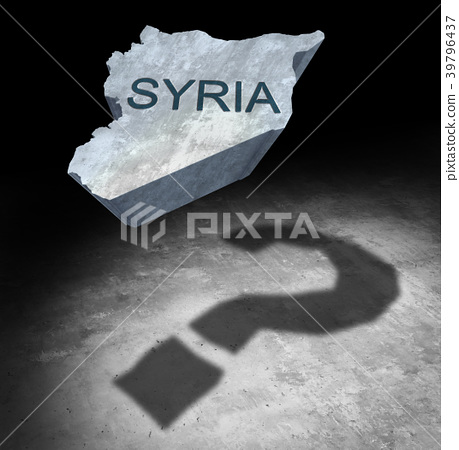 Syria Conflict Question 39796437